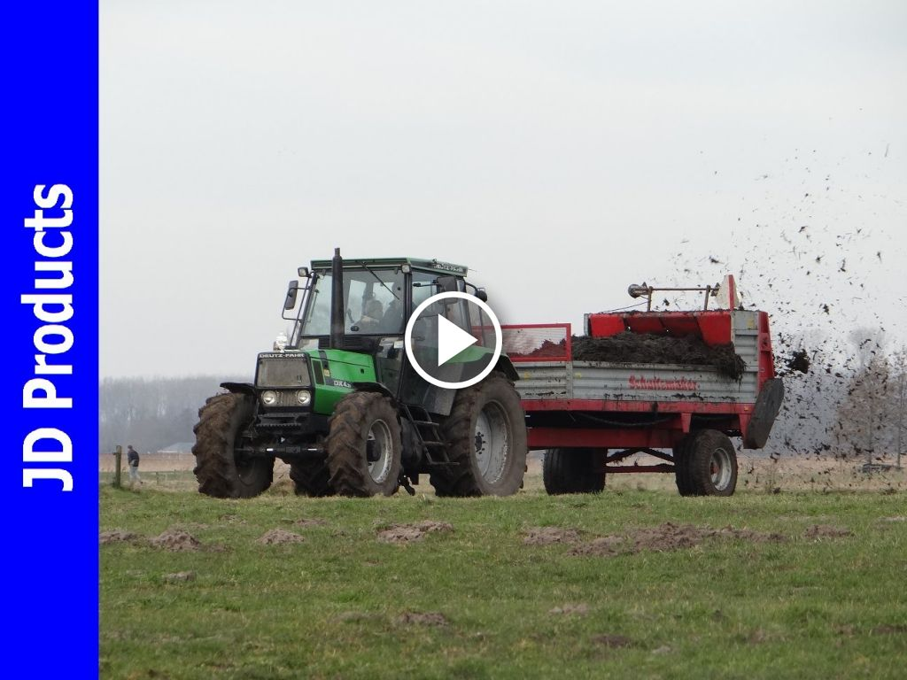 Video Deutz-Fahr DX 4.31