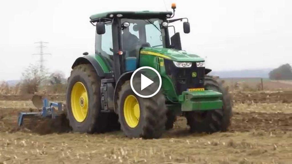 Wideo John Deere 7260R