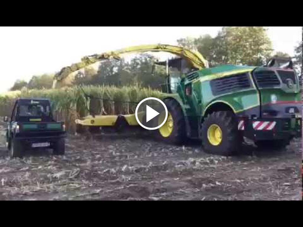 Wideo John Deere 9000 Serie