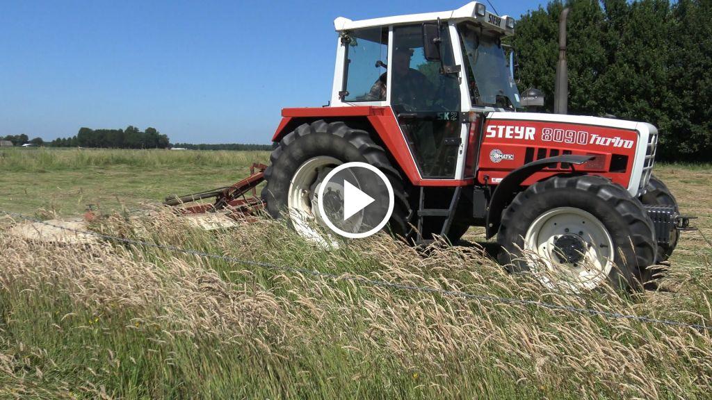 Video Steyr 8090