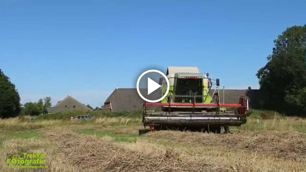 Video Claas Dominator 108 VX