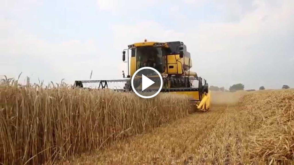 Video New Holland csx7070