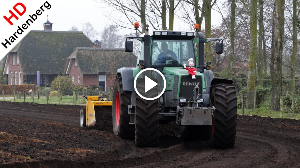 Vídeo Fendt 926