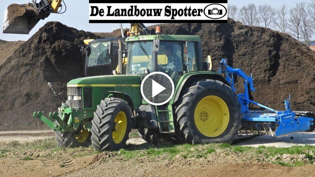 Video John Deere 6510