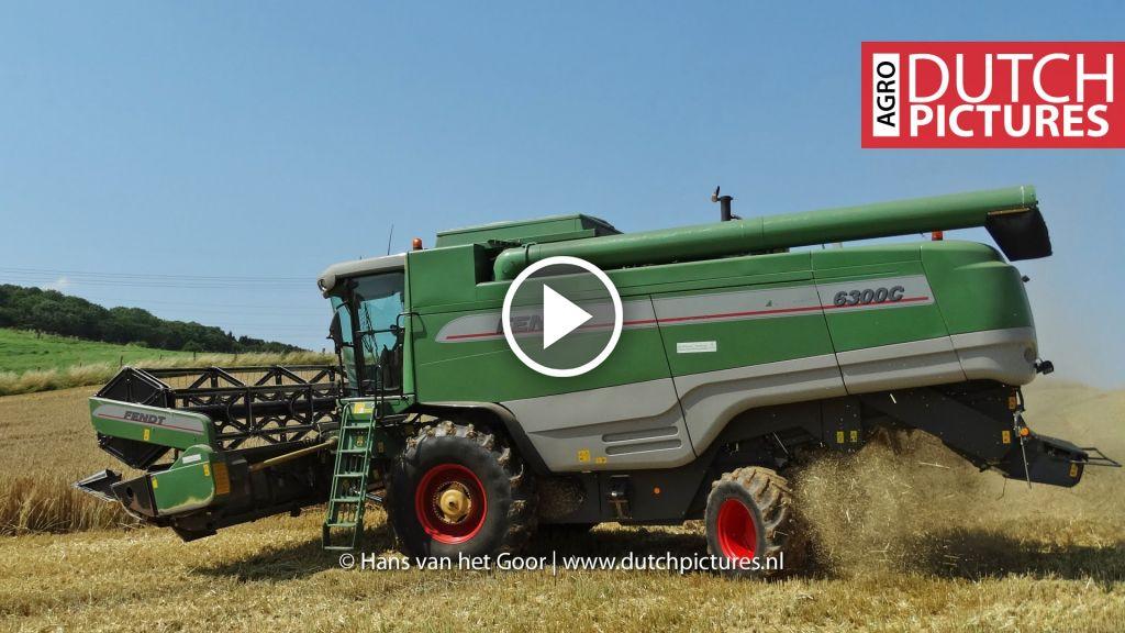 Video Fendt 6300CAL