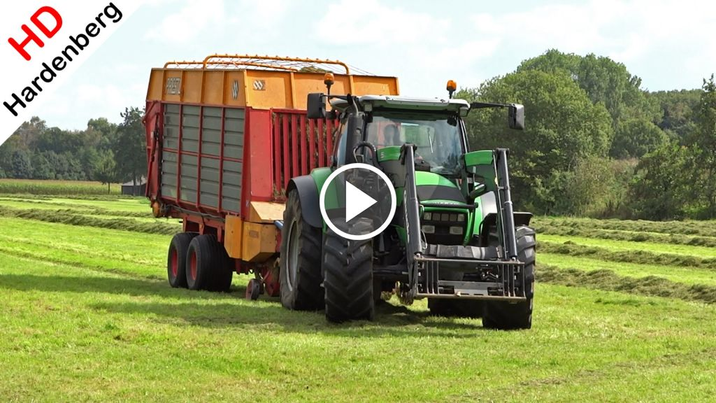 Video Deutz-Fahr Agrotron K 410