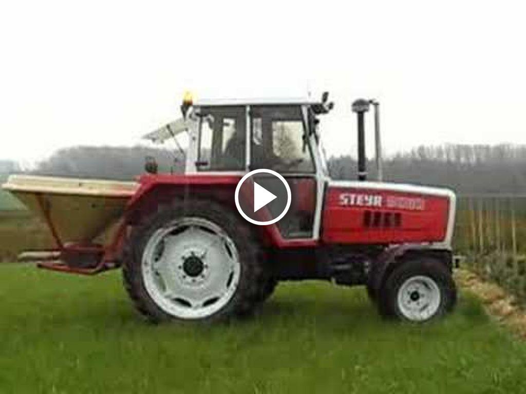 Video Steyr 8080