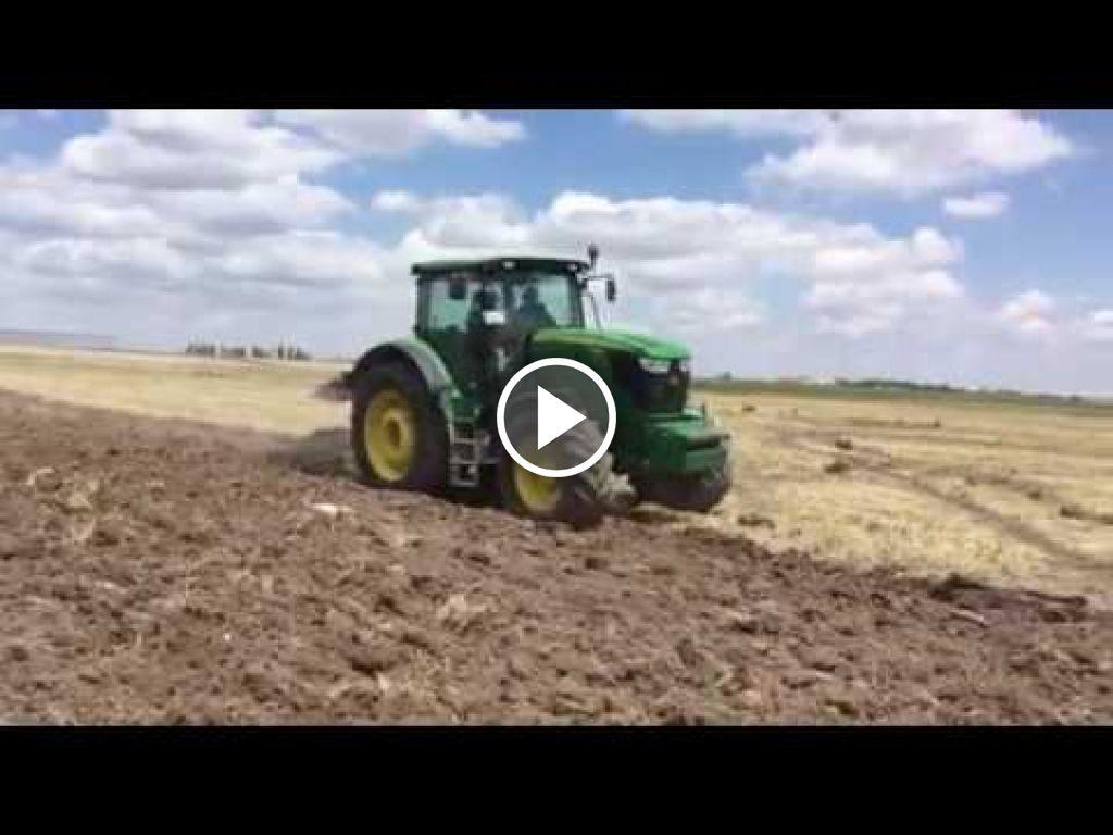 Video John Deere 6190R
