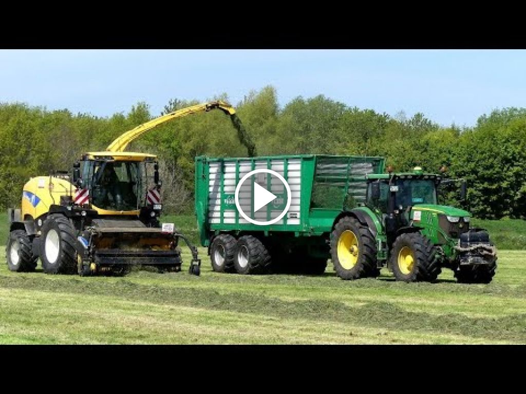 Video New Holland FR 9060