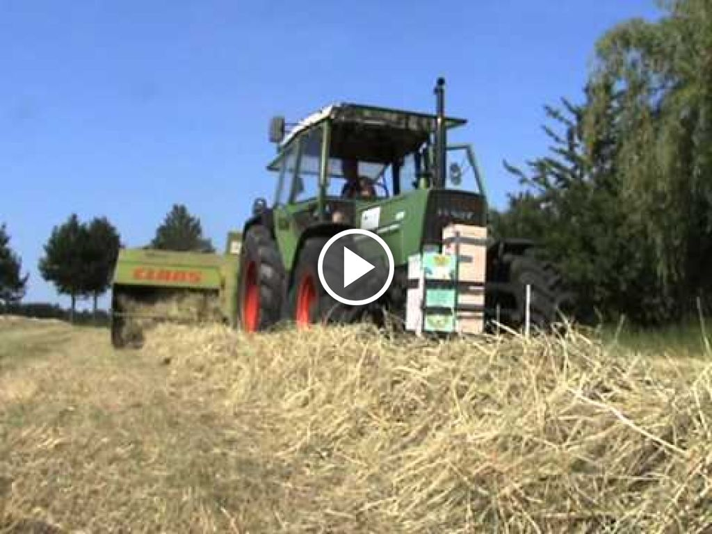 Video Claas Dominant