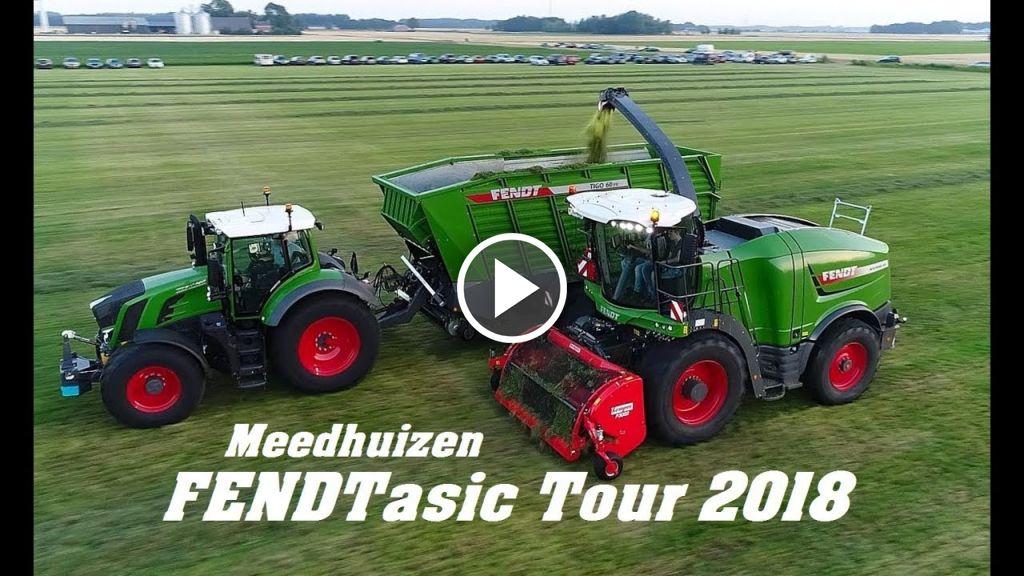 Video Fendt 208 S