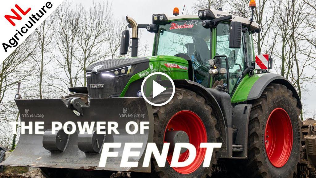Video Fendt Dieselross