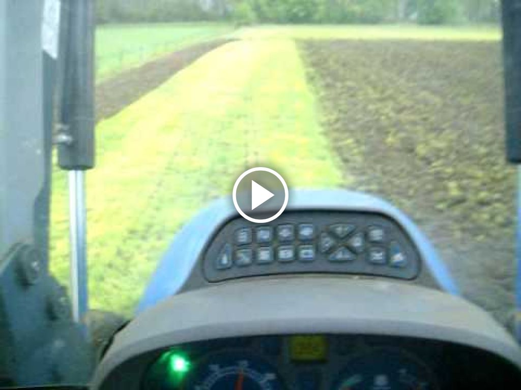 Video New Holland TS 100 A