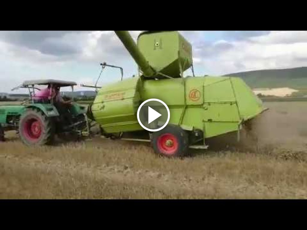 Video Claas Super Automatic S