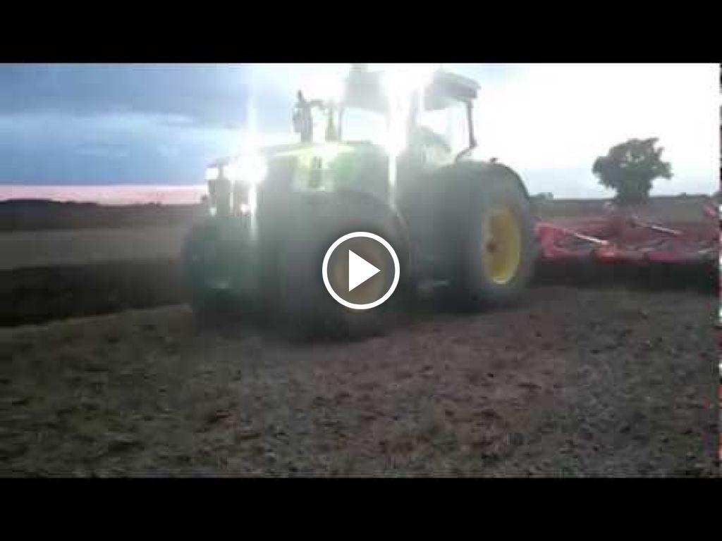 Wideo John Deere 7290R