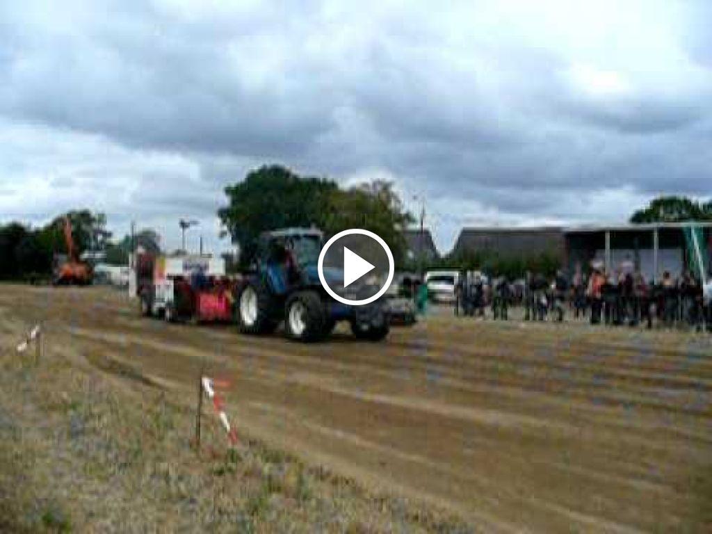 Video New Holland TM 125