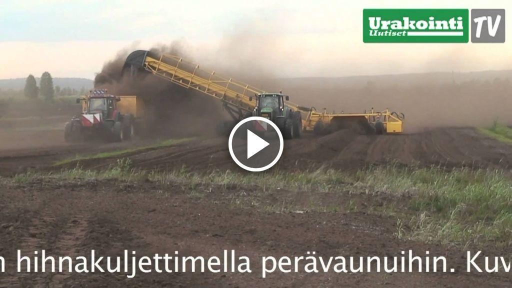 Video John Deere 6030 serie