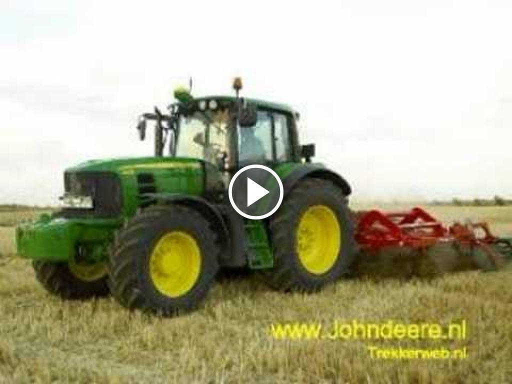 Video John Deere 6010 Serie