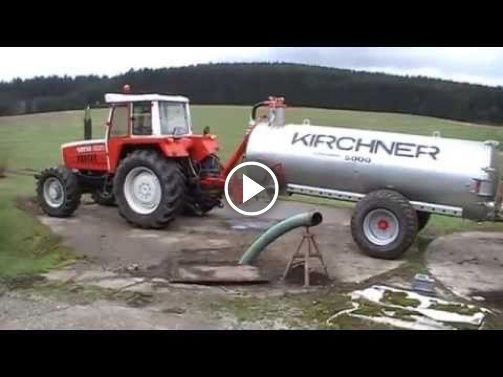 Videó Steyr 8120