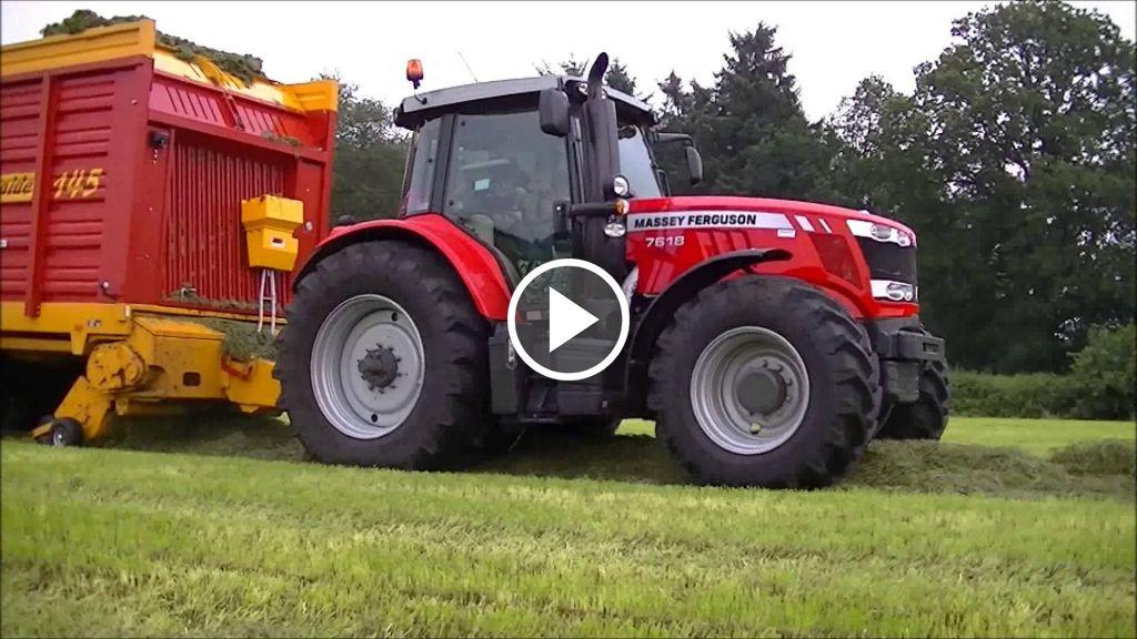 Vidéo Massey Ferguson 7618 Dyna-VT