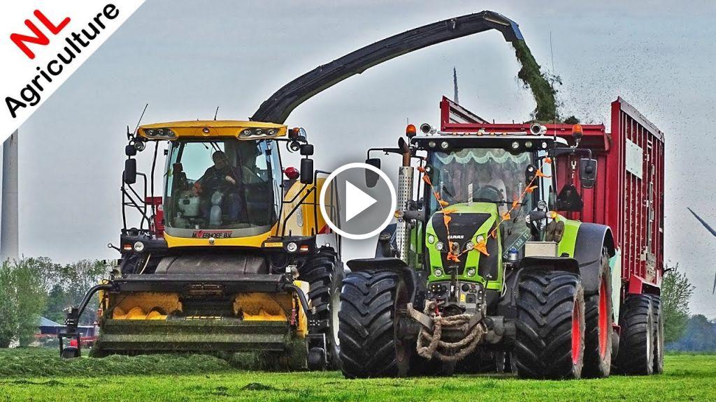 Video New Holland FR 9050