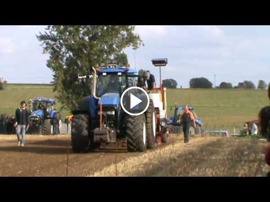 Video New Holland TM 290