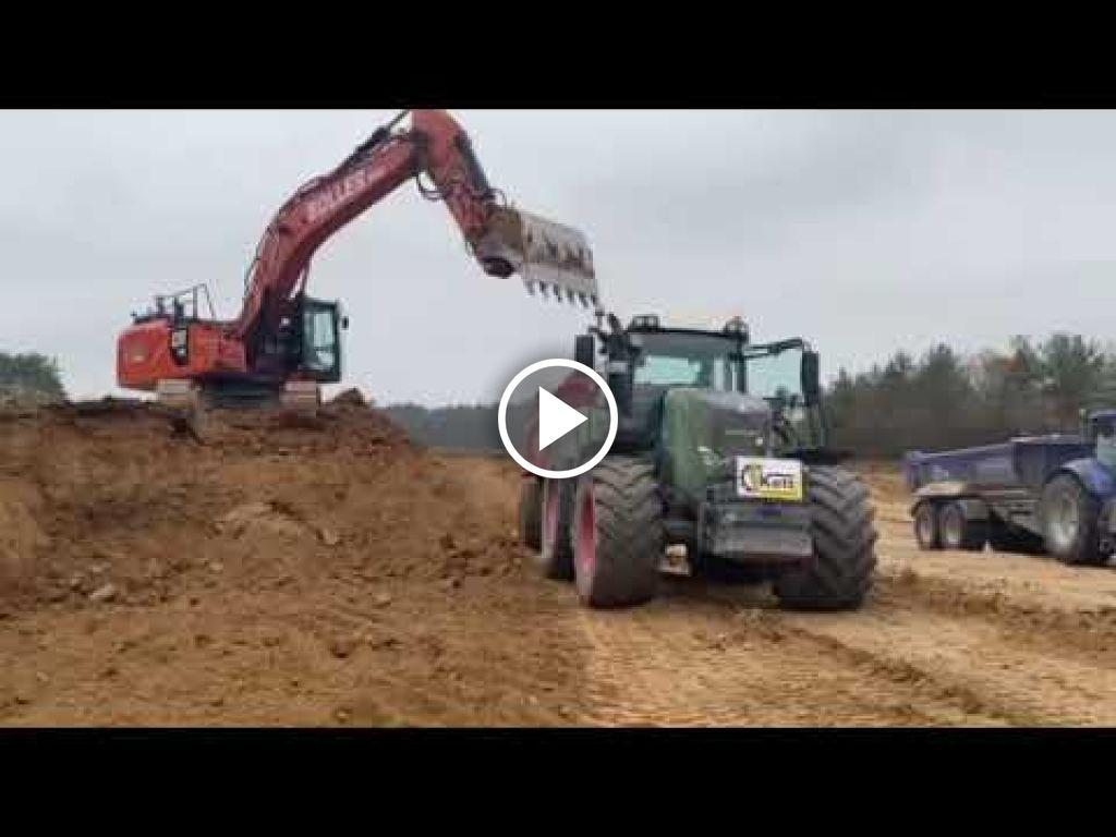 Video Fendt 826