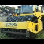 Bomag Compacter