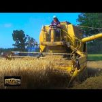 New Holland Clayson 133