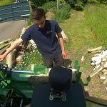 Zelfbouw Kloofmachine