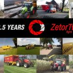 Tractors Diverse