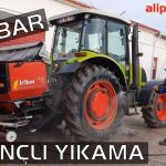Claas Ares 557