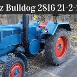 Lanz Bulldog D 2816