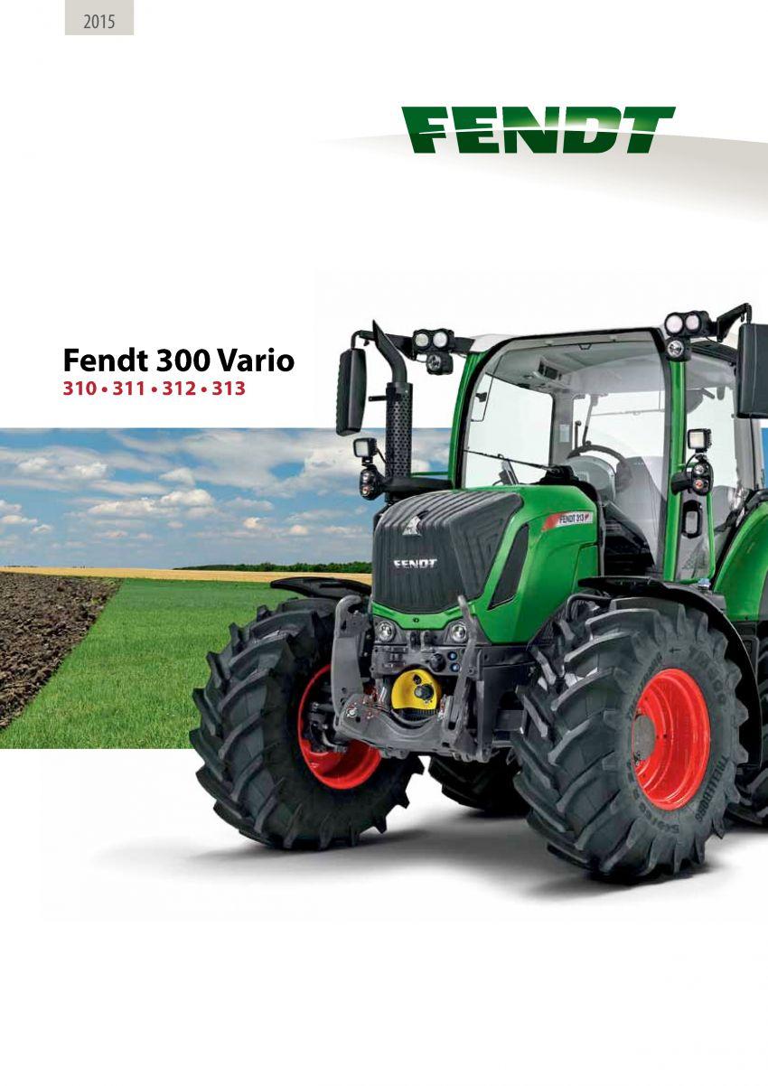 Fendt 300 Vario (S4)