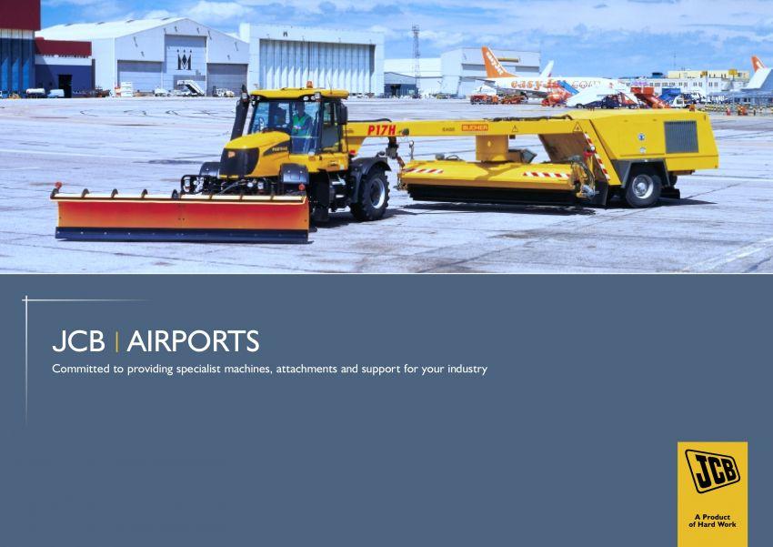 JCB Fastrac Airport