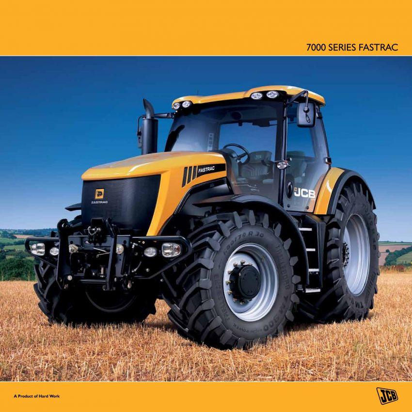 JCB 7000 Series Brochure