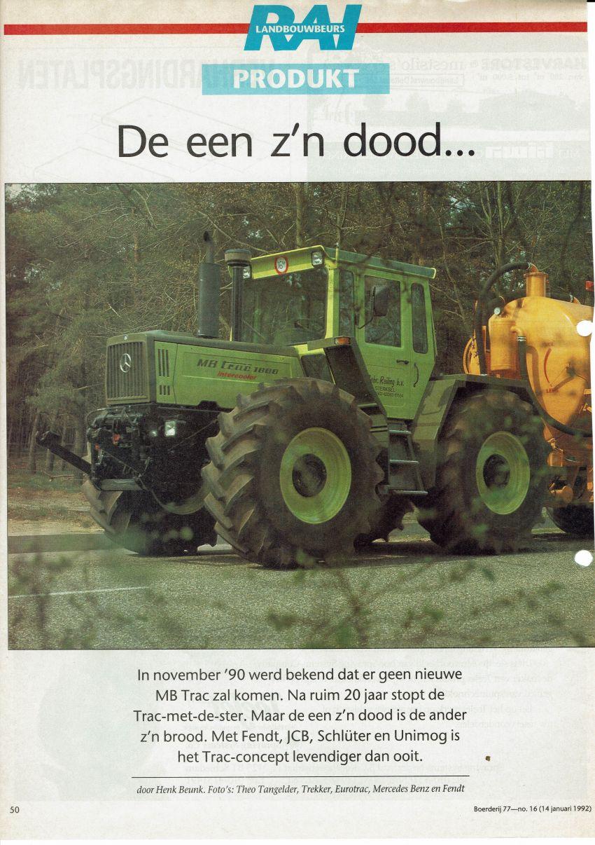 Trac - concept door Henk Beunk