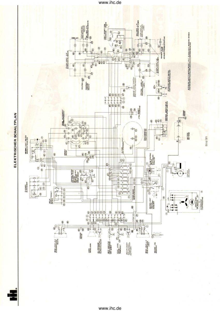Elektrisch schema 633