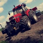 Case International Maxxum 5150 Plus