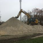 Cat 316F (graafmachine)