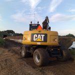 Cat M313D
