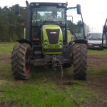 Claas Ares 617