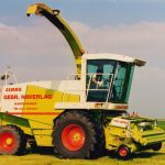 Claas Jaguar 860
