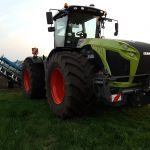 Claas Xerion 4000