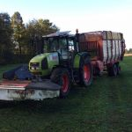 Claas Ares 566 RZ