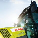 Claas Axion 870