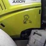 Claas Axion 810