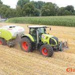 Claas Quadrant 5200