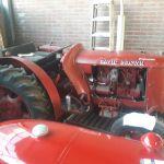 David Brown Cropmaster Petroleum