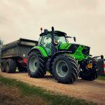 Deutz-Fahr Agrotron 6155